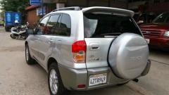 2002 Rav-4 for sale Silver