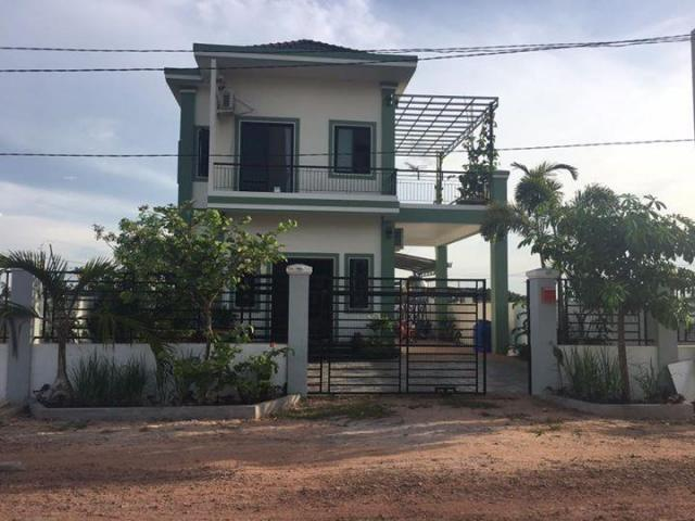 House and land for sale or rent in Siem Reap - 12/12