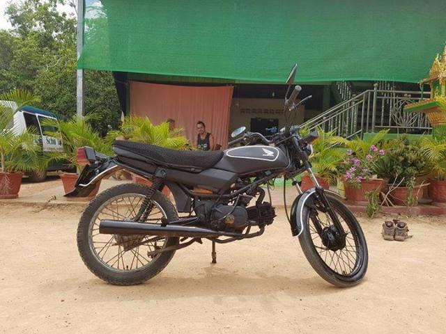 used honda win 110cc for sale in Cambodia - 4/4