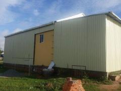 ឃ្លាំងលក់ ឬ ជូល | Warehouse for sale or rent