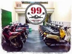 99 motor rental in Cambodia