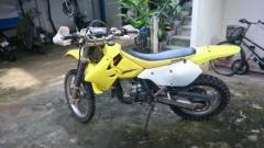 Suzuki DRZ, 400cc (2005) sale, URGENT