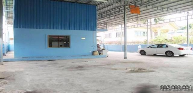 Warehouse for rent near Takmao Market - 1/4