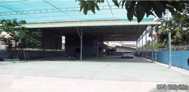 Warehouse for rent near Takmao Market - 4/4