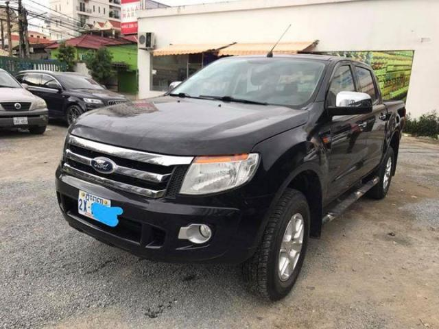 Ford Ranger 2013 for sell - 6/8