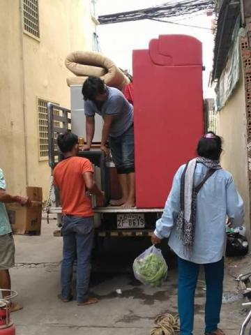 cheap local movers in Phnom Penh - 8/10