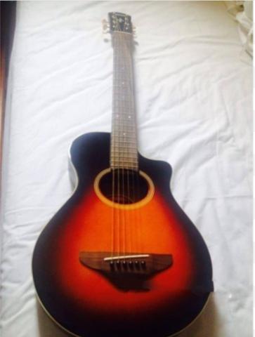 buying original yamaha APXT2 acoustic guitar - 1/2