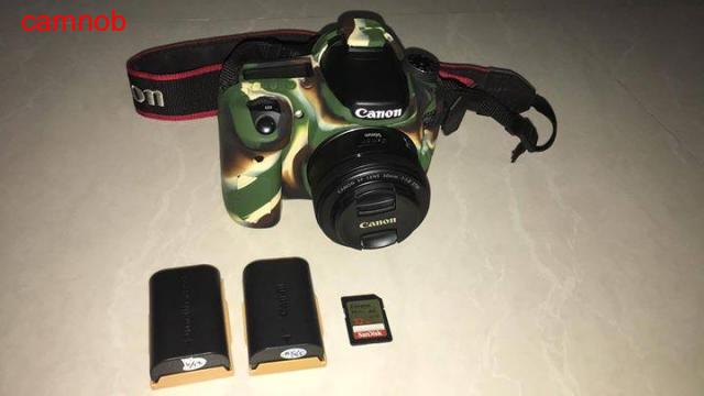 Used Canon 70D for urgent sale - 1/6