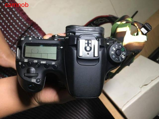 Used Canon 70D for urgent sale - 2/6