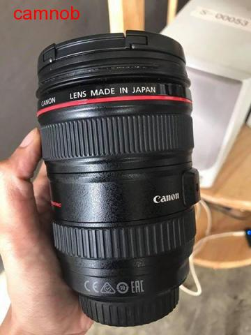 Used Canon lens 24-105mm for Sale - 3/4