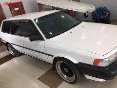Used white vintage toyota camry wagon for sale in Kampongsom - Image 3/11