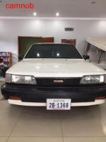 Used white vintage toyota camry wagon for sale in Kampongsom - Image 7/11