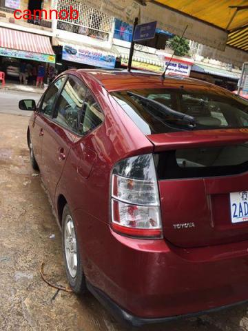 cheap red toyota prius 2005 for sale - 2/4