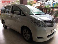 Amost new Toyota Alphard 2011 for sale - Image 4/6