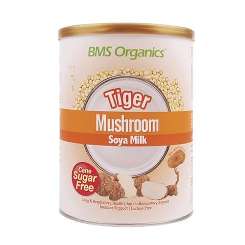 bms organics tiger milk mushroom