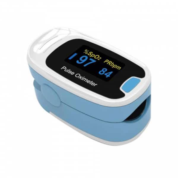 Omron Contec Fingertip Pulse Oximeter CMS50N