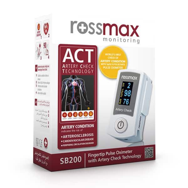 Rossmax SB200 Fingertip Pulse Oximeter