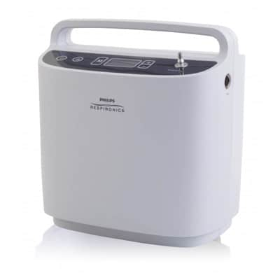 phillips respironics oxygen concentrator