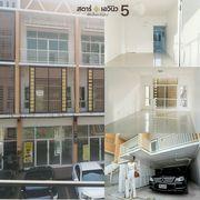 ให้เช่าตึก 1 คูหา 4 ชั้น ในโครงการ สตาร์ เอวีนิว 5 หางดง