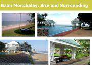 Baan Monchalay Cha-am ติดชายหาด บรรยากาศสงบ เป็นส่วนตัว พร้อมสิ่งอำนวยความสะดวกครบครัน !!