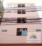 R076-04 ขายอพาร์เม้นท์ย่าน ม.หอการค้า เนื้อที่ 47 ตร.วา ซ.ประชาสงเคราะห์27 ตึก5ชั้น จำนวน 23 ห้อง
