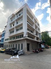 ให้เช่าอาคารพาณิชย์ พระราม 4 (Building For Rent Rama 4) ทำเลดี ใกล้โลตัสพระราม 4