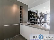Fully furnished 1 BR IconSiam View at the River Charoenakorn Soi 13