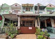 DD00207 ขายทาวน์เฮ้าส์ หมู่บ้านเอกธนา พุทธมณฑลสาย 7 บ้านเล่นระดับ2ชั้นครึ่ง หน้าบ้านหันทางทิศใต้