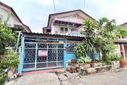 DD00218 ขายบ้าน หมู่บ้านคู่ขวัญหรรษา เพชรเกษม 81 หน้าบ้านหันทางทิศเหนือ ถูกสุดในโครงการ