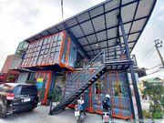 ให้เช่า 4,999-14,999 ฿ ออฟฟิตหรือร้านอาหาร จดทะเบียนได้ ชั้น1-2 ติดถนนแก้วอินทร์ 58 ตรม. นนทบุรี