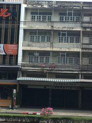 MRT สิรินธร | ตรงข้ามตั้งฮั้วเส็ง ติดถนนใหญ่ | ขายขาด | อาคารพาณิชย์ 4 ชั้น 2 คูหา