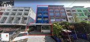 ขายอาคารพาณิชย์ 4.5 ชั้น 2 คูหา หลังริม กลางซอย  ติดกับนิคมอุตสาหกรรม MMC , ใกล้นิคมนวนคร