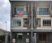 ให้เช่าทาวน์โฮม 3 ชั้น ห้องมุม โครงการเดอะแพลนท์ซิตี้ แจ้งวัฒนะ (the plant city) (รหัสทรัพย์ 630005) เมืองทองธานี