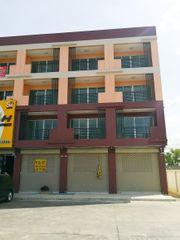 ขายอาคารพาณิชย์ ในโครงการ บานาน่ามอลล์ ต. พิมลราช อ. บางบัวทอง จ. นนทบุรี