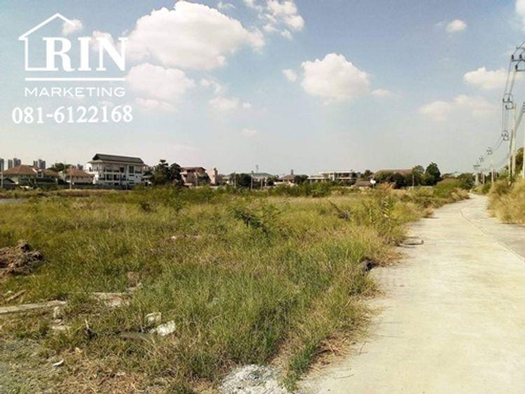 R020-124 ขายที่ดินสวย โครงการ The Laken ติดทะเลสาบเมืองทองธานี ปากเกร็ด นนทบุรี, ภาพที่ 3