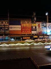 ขาย อาคารพาณิชย์ 4 ชั้น 2 คูหา ติดริมถนนสุขุมวิท-พัทยา ก่อนถึงตำรวจทางหลวงพัทยาใต้ ชลบุรี