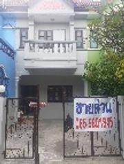 ขายบ้าน ในโครงการ บ้านสุขสันต์ 6 ต. หลักสอง อ. บางแค จ. กรุงเทพมหานคร