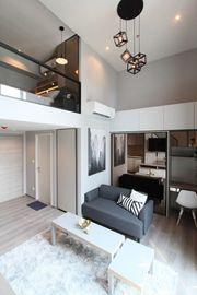 ✨ให้เช่า 1 ห้องนอน Duplex แต่งสวย เดอะ รีเซิร์ฟ พหล-ประดิพัทธ์ BTS สะพานควาย✨