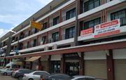 ขายด่วน อาคารพาณิชย์ โครงการ JSP CITY รังสิต-คลอง 1  ประชาธิปัตย์ ธัญบุรี ปทุมธานี 34 ตรว.