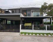 For Rent ให้เช่า หรือขาย บ้านเดี่ยว 2 ชั้น หมู่บ้านเดอะ เซนโทร วัชรพล