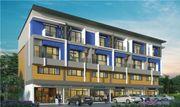 ขาย อาคารพาณิชย์ 4 ชั้น พร้อมอยู่ ในโครงการ วินน์ ธานี ย่านตลาดไท ขนาด 17 ตร.ว.