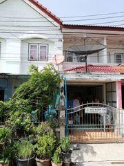 ขายทาวน์โฮม บ้านพนาสนธิ์ วิลล่า 12 ต. ท้ายบ้าน อ. เมืองสมุทรปราการ จ. สมุทรปราการ