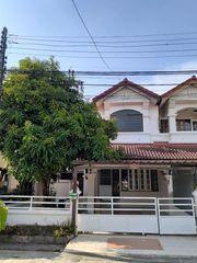 บ้านแฝด 2 ชั้น 4 นอน ประภัสสร สาย 5 สามพราน นครปฐม PBK-047