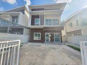 ให้เช่า บ้านแฝด 2 ชั้น หมู่บ้าน Supalak City ศุภลักษณ์ ซิตี้ ถ.เลียบคลอง 7 อ.ลำลูกกา จ.ปทุมธานี