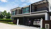 ขายบ้านเดี่ยวเดอะแกรนด์พระราม 2 หลังใหม่ไม่เคยอยู่ For Sale The Grand Rama 2 แต่งเต็มบิ้วอิน