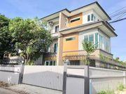 ให้เช่าบ้านเดี่ยว3ชั้นหลังมุม ย่านสุทธิสาร บ้านใหม่เพิ่งสร้างเสร็จ 1ปี ใกล้MRTสุทธิสาร