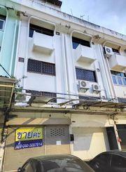 ขายอาคารตึกแถว ใกล้เมืองทองธานี ใกล้ถนนใหญ่แจ้งวัฒนะ 36วา ราคาถูกด่วน โปรไฟไหม้