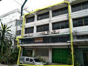 ขาย อาคารพาณิชย์ 3 คูหา 113 ตรว. หมู่บ้านร่วมสุขวิลล่า ซอย69 ถนน พระราม2 ราคา 19 ล้าน