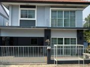 PBK-007 บ้านเดี่ยวสวย 3 ห้องนอน 2 ชั้น ลำพยา เมือง นครปฐม