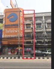 ให้เช่า อาคารพาณิชย์ ในโครงการ NS 047 ให้เช่าอาคารพาณิชย์ 5 ชั้น ติดถนนพิบูลสงคราม สวนใหญ่ นนทบุรี ใกล้ MRT ตำบลสวนใหญ่ อำเภอเมืองนนทบุรี จังหวัดนนทบุรี
